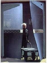 Powerflex Lite Crash Doors & Plastic Crash Doors | Plastic Curtains - Get an Instant quote and ...