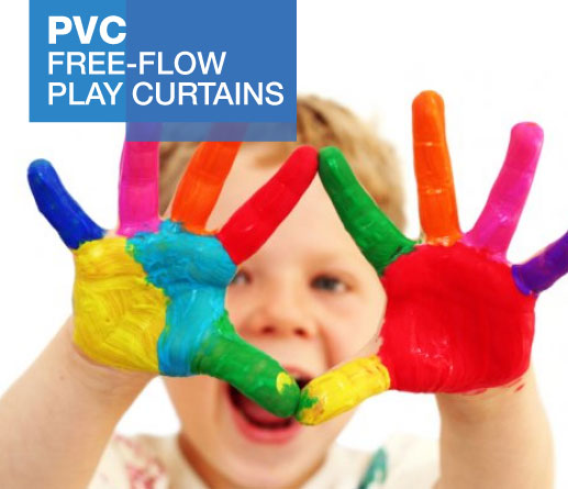 Click here to view our free-flow pvc curtains