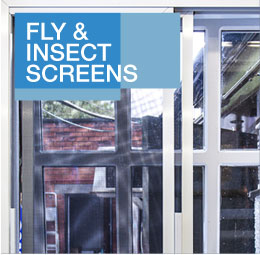 Fly and insect screens