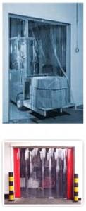 Industrial Plastic Curtains Polargrade